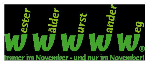 Neues Logo: Wester-Wälder-Wurst-Wander-Weg